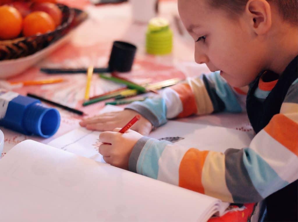 School Kids Lead Paint